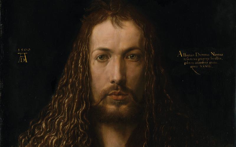 Albrecht Dürer Portrait